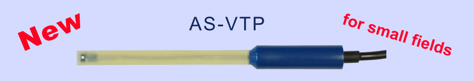 AS-VTP for small fields up to ±20 mT e.g. residual magnetism